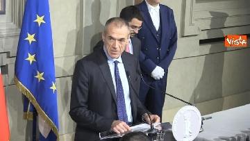 2 - Cottarelli rinuncia a incarico di Premier
