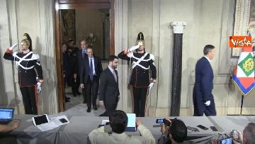 7 - Cottarelli rinuncia a incarico di Premier