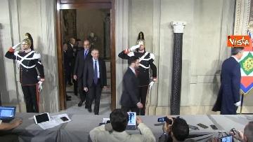 10 - Cottarelli rinuncia a incarico di Premier