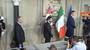 9 - Cottarelli rinuncia a incarico di Premier