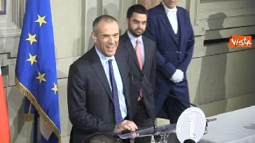 6 - Cottarelli rinuncia a incarico di Premier