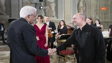 17 - Giorno del Ricordo, Mattarella al concerto celebrativo alla Cappella Paolina del Quirinale