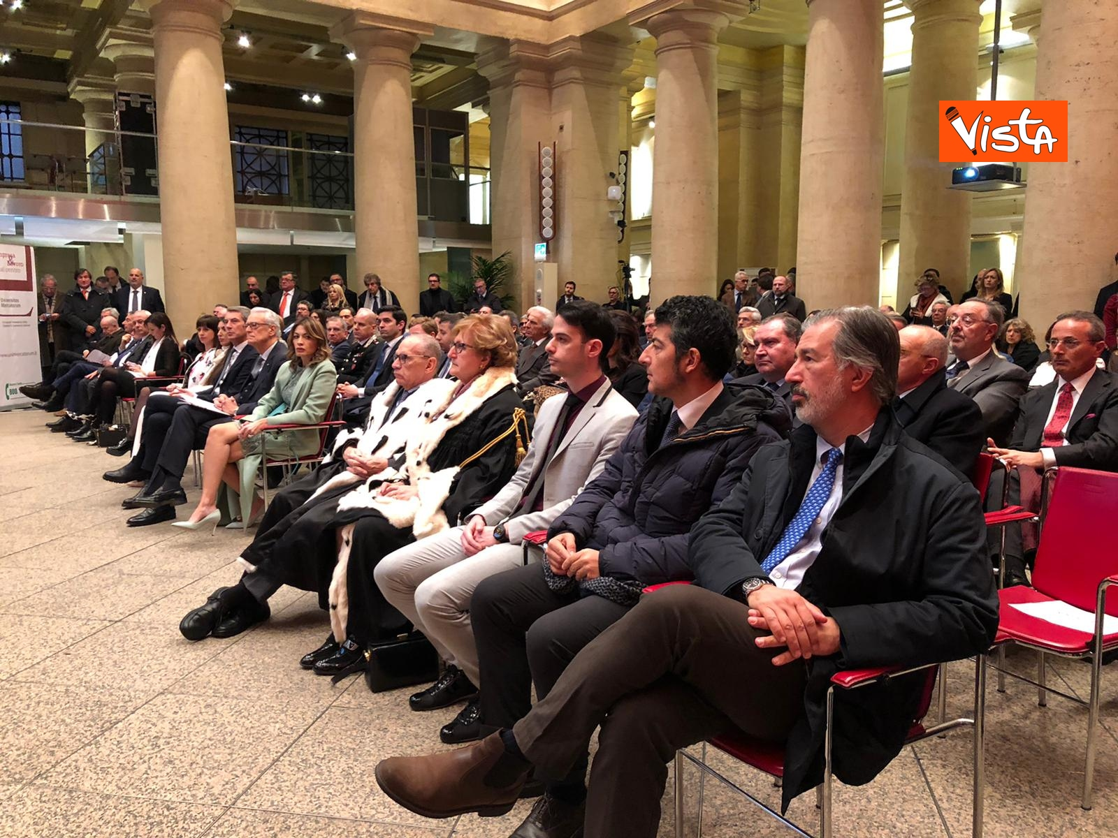 21-01-20 L'Universitas Mercatorum inaugura l'anno accademico 2019 2020, lo speciale_10