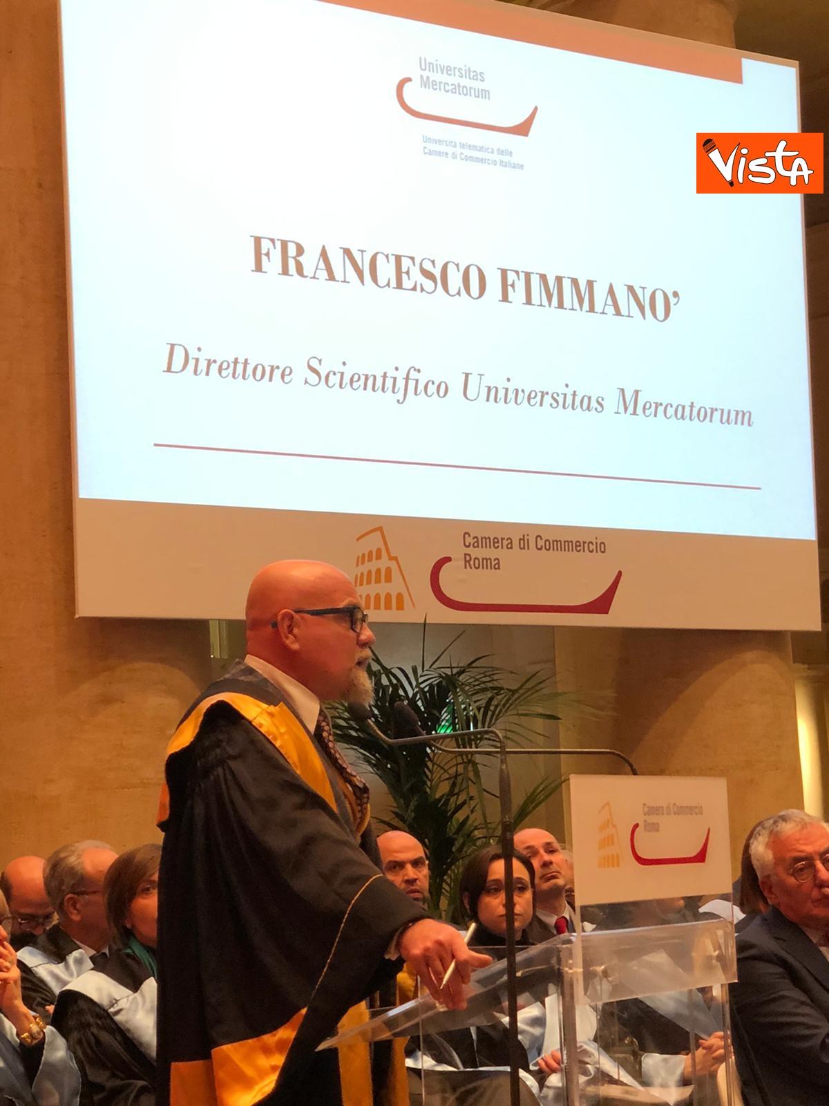 21-01-20 L'Universitas Mercatorum inaugura l'anno accademico 2019 2020, lo speciale_02