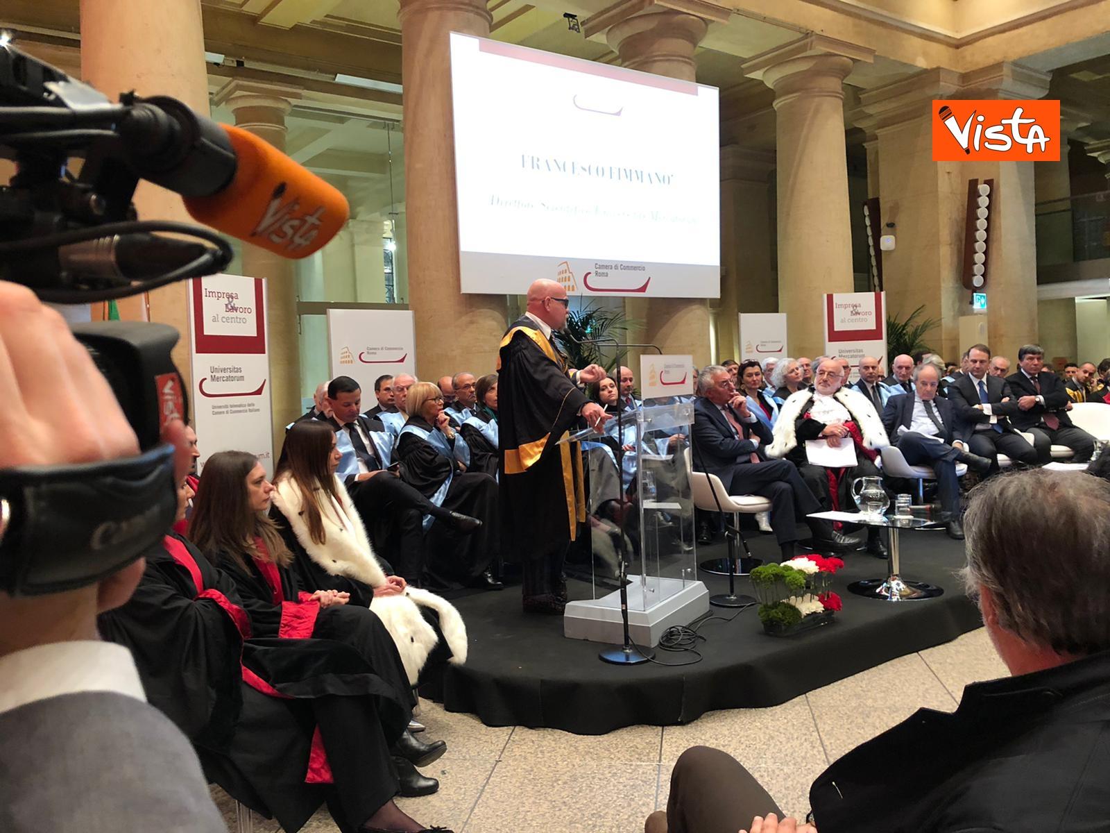 21-01-20 L'Universitas Mercatorum inaugura l'anno accademico 2019 2020, lo speciale_06