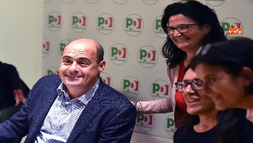 4 - Manovra, Zingaretti: