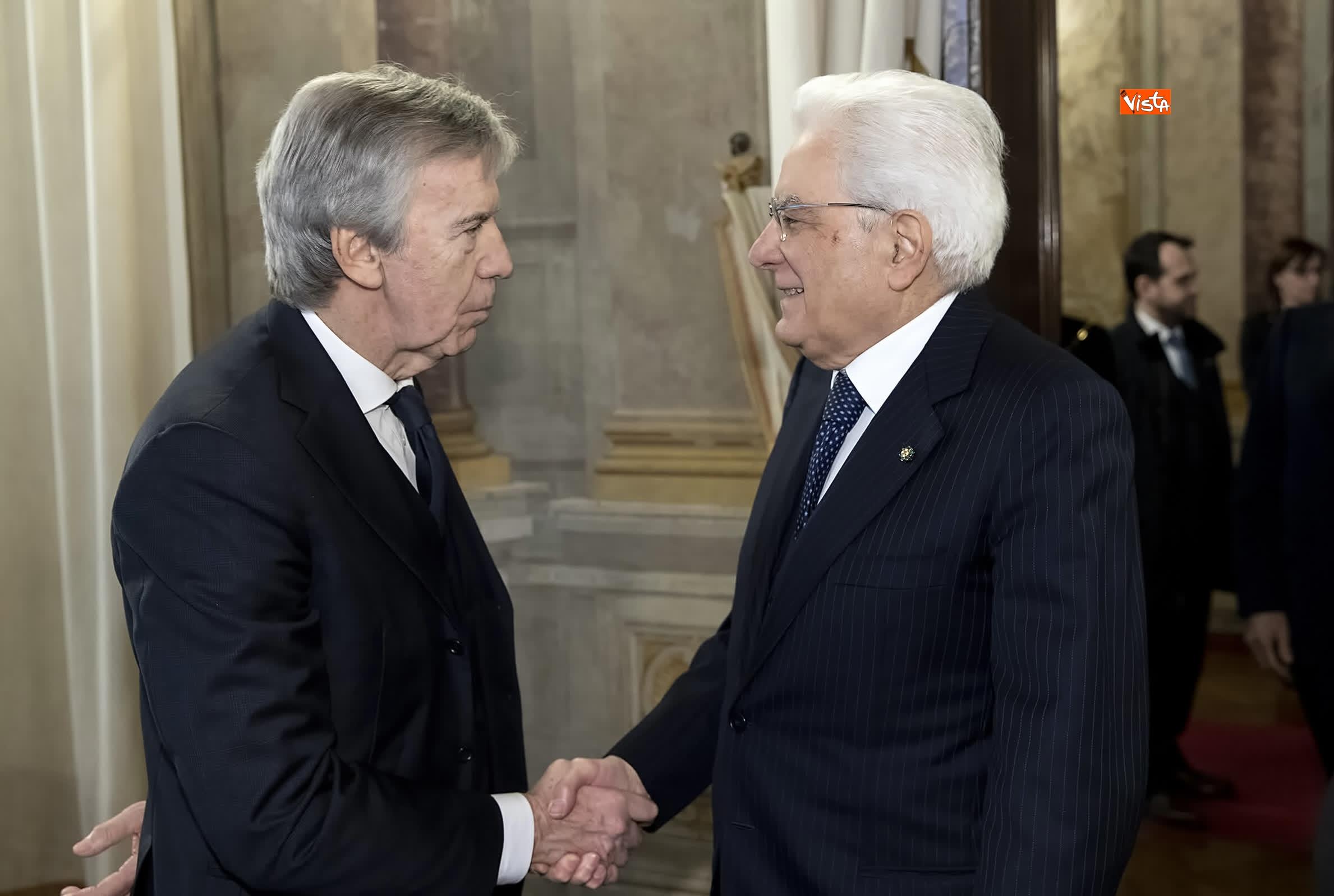 14-03-19 Mattarella partecipa alla cerimonia commemorativa del Sen. Carlo Donat-Cattin