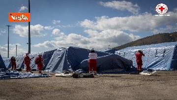 3 - I profughi afghani accolti nel centro della Croce Rossa di Avezzano