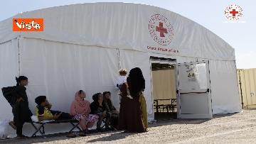4 - I profughi afghani accolti nel centro della Croce Rossa di Avezzano