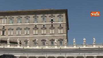 6 - Papa Francesco nel Regina Coeli della domenica