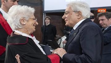 7 - Mattarella alla cerimonia di inaugurazione dell'anno accademico della Sapienza, le immagini