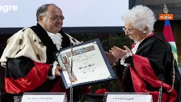 4 - Mattarella alla cerimonia di inaugurazione dell'anno accademico della Sapienza, le immagini