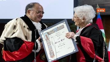 5 - Mattarella alla cerimonia di inaugurazione dell'anno accademico della Sapienza, le immagini