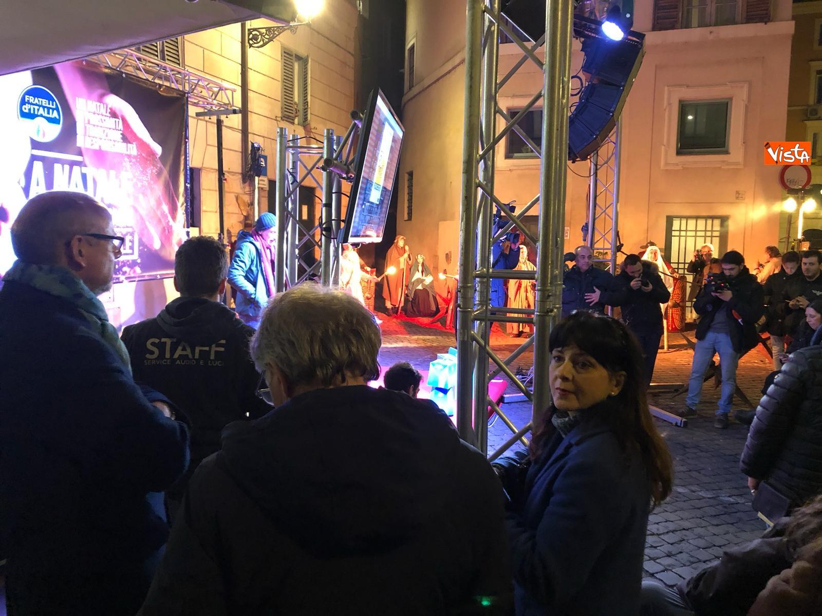 La festa di natale di Fratelli d'Italia, tra prodotti locali e tombolata sovranista_02