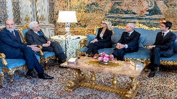 3 - Mattarella incontra una delegazione della Fondazione Guido Carli