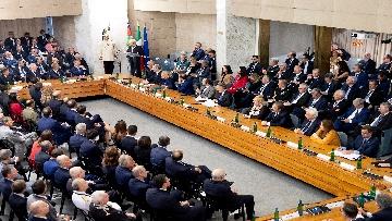 2 - Mattarella alla XIII Conferenza delle Ambasciatrici e degli Ambasciatori d'Italia