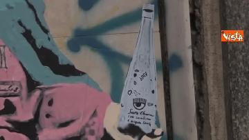 4 - I nuovo murales dello street artist Tvboy a Milano
