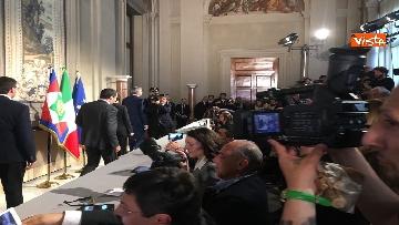 11 - Matteo Salvini dopo le Consultazioni al Quirinale
