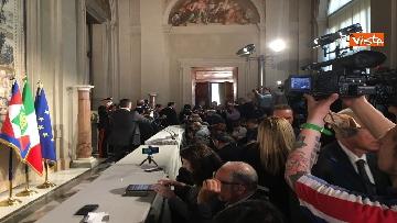 17 - Matteo Salvini dopo le Consultazioni al Quirinale