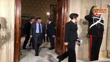 6 - Matteo Salvini dopo le Consultazioni al Quirinale