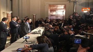 14 - Matteo Salvini dopo le Consultazioni al Quirinale