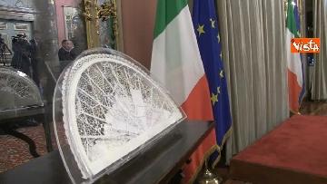 5 - Casellati a Cerimonia Ventaglio al Senato