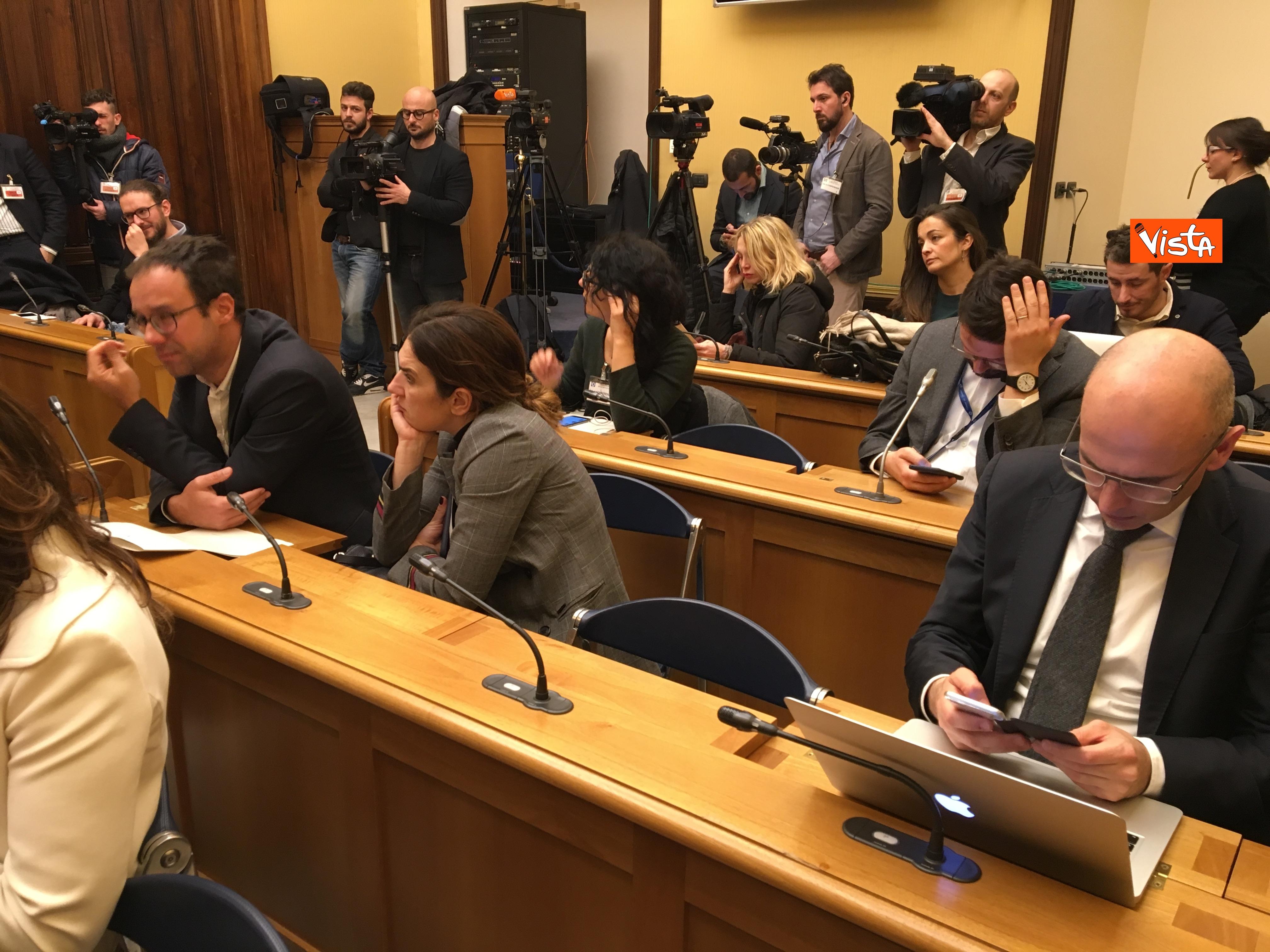10-01-19 Costa a conferenza Mamme No PFAS alla Camera dei Deputati_06