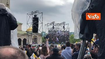 5 -  Papa Francesco in Bulgaria il Regina Coeli a Sofia