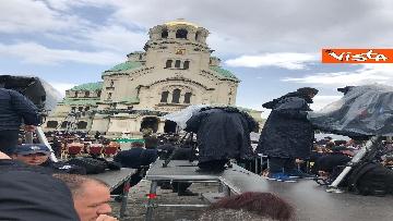 4 -  Papa Francesco in Bulgaria il Regina Coeli a Sofia