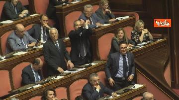 3 - Mozione sfiducia per Toninelli al Senato, le immagini dell'Aula