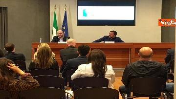 5 - Salvini e Fontana con rappresentanti comunità terapeutiche operanti nel settore tossicodipendenze