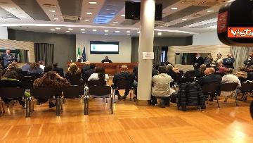 2 - Salvini e Fontana con rappresentanti comunità terapeutiche operanti nel settore tossicodipendenze