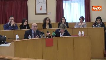 6 - Susanna Camusso in conferenza stampa con Federconsumatori per ricorso, contro Morgan Stanley