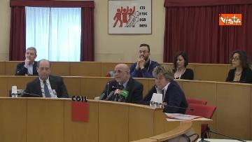4 - Susanna Camusso in conferenza stampa con Federconsumatori per ricorso, contro Morgan Stanley