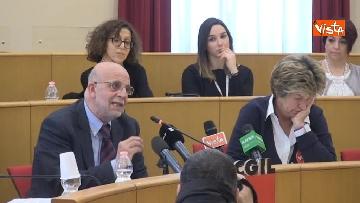 2 - Susanna Camusso in conferenza stampa con Federconsumatori per ricorso, contro Morgan Stanley