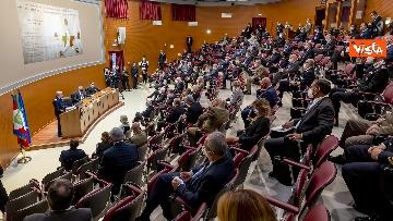 4 - Mattarella interviene alla cerimonia dell'Anno Accademico degli Istituti di Formazione della Difesa