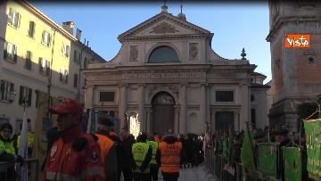 7 - I Funerali di Stato di Giuseppe Zamberletti a Varese