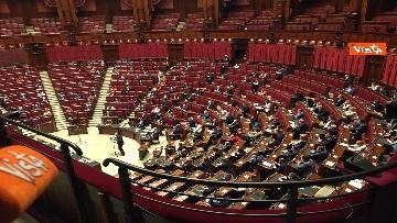 1 - Conte riferisce in Aula Camera su Consiglio Ue, immagini