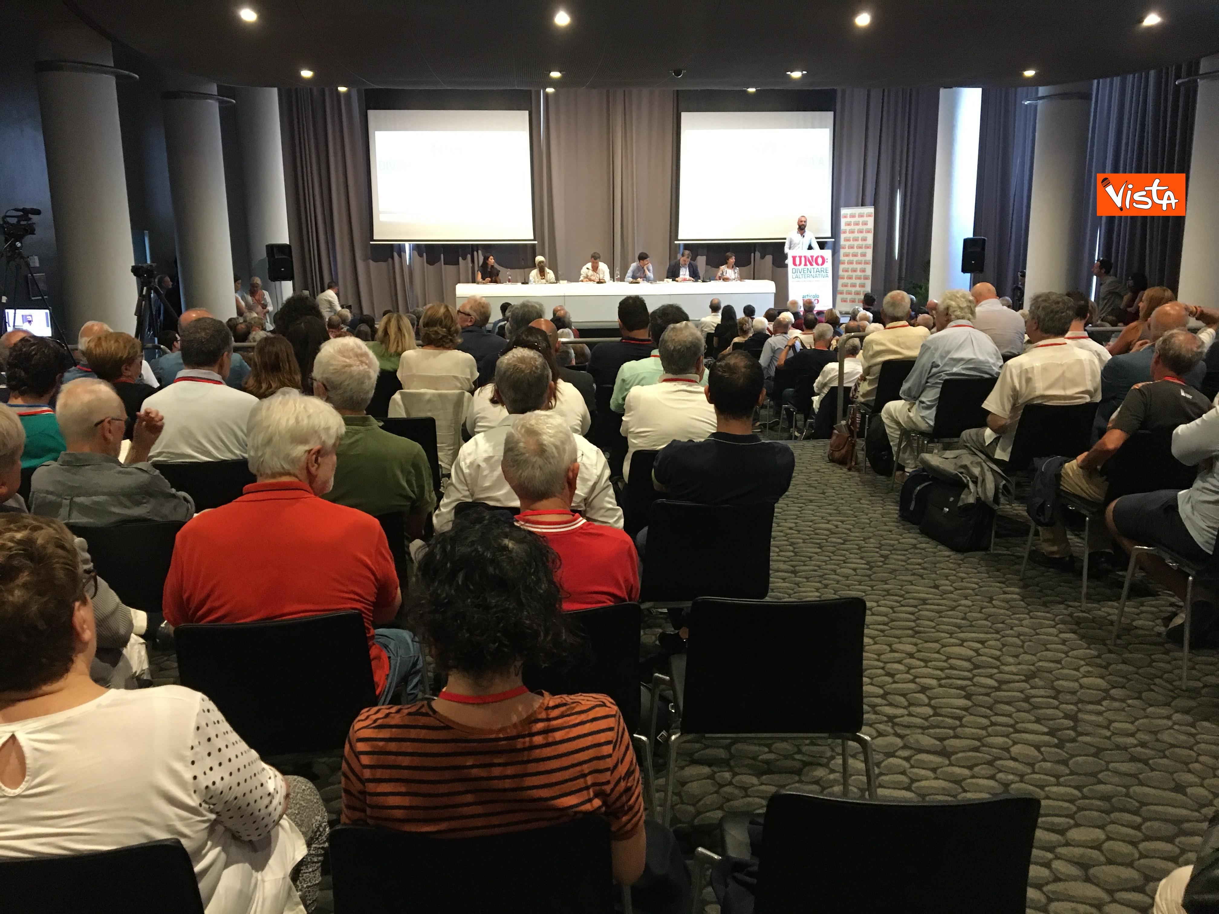 13-07-19 Articolo Uno l Assemblea nazionale a Roma immagini_02
