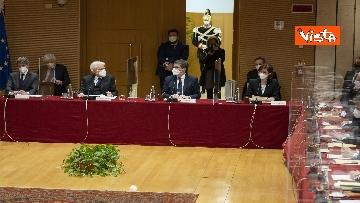 9 - Mattarella all'Assemblea plenaria del Csm, le immagini