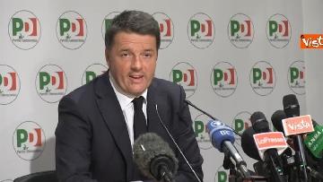 1 - Renzi si dimette da segretario del PD