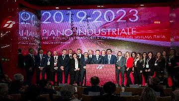 5 - Ferrovie dello Stato presenta il piano industriale 2019-2023