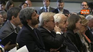 8 - Garante privacy presenta relazione annuale in Parlamento con Fico e Casellati, immagini