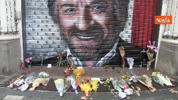 10 - Gigi Proietti sui muri di Roma. I murales omaggio all'attore in giro per la città
