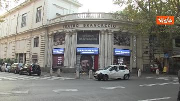 11 - Gigi Proietti sui muri di Roma. I murales omaggio all'attore in giro per la città