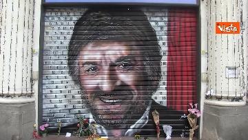 9 - Gigi Proietti sui muri di Roma. I murales omaggio all'attore in giro per la città