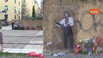 5 - Gigi Proietti sui muri di Roma. I murales omaggio all'attore in giro per la città