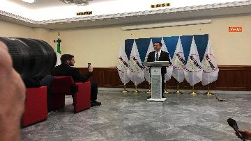 1 - Di Maio annuncia riorganizzazione M5s, la conferenza stampa a Montecitorio, immagini