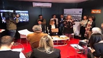 5 - #StavoltaVoto la campagna per sensibilizzare al voto per le elezioni europee, la presentazione alla Festa del Cinema di Roma
