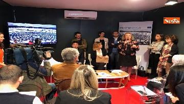 9 - #StavoltaVoto la campagna per sensibilizzare al voto per le elezioni europee, la presentazione alla Festa del Cinema di Roma